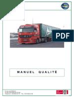 Manuel Qualité Transport Jaulin