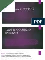 Comercio EXTERIOR.pptx
