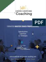 BROCHURE Academie Europ CoachingMA