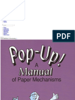 Pop Up_a Manual of Paper