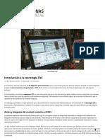 ¿Cómo Funciona La Máquina CNC_ _ de Máquinas y Herramientas