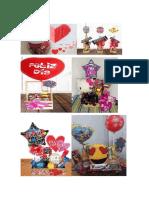 regalos y decoración