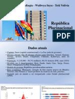 Apresentação sobre o sistema educacional boliviano