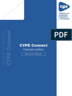 CYPE Connect Exemplo Pratico