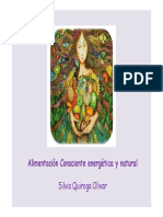Alimentación Consciente Energética y Natural Silvia Quiroga