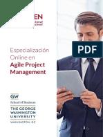 Especialización Online en Project Management