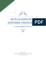 Revelaciones de La Virgen María a Santa Brígida