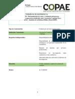 TDR, Sistematización de Casos y Evaluación Del Proceso Interinstitucional de Cooperación COPAE- IDPP (1)
