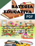 Evidencia Estrategia Educativa Act. 4