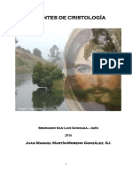 Apuntes de cristologia