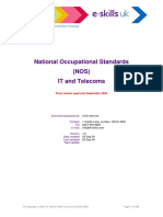 IT and Telecoms Standards 2009