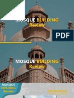 Al-hikmah Mosque Building Review Concept