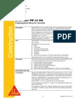 SikaFiber® PP-12 VN
