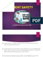 Patient Safety 280418