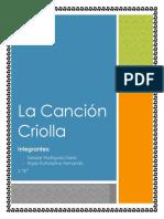 La Canción Criolla.docx