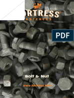 Fortress Bolt & Nut Range 2017 Web