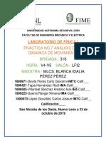 PRACTICA 7 FISICA 1 FIME
