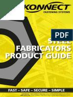 Konnect Fastening Systems - Steel Fabricators PG