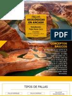 FALLAS GEOLÓGICAS EN ANCASH
