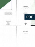 Laburthe-Tolra Ph. y Warnier.j-p 1998 Etnolog a y Antropolog a Akal Textos 21. Madrid. Primera Parte Introducci n Cap. I II y III Pp7-41 (2)