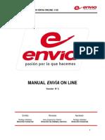 Manual Envía Online