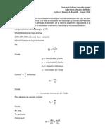 Practica 1 Mecanica de Fluidos