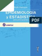 Ruth Henquin - Epidemiología y estadística para principiantes-Corpus Libros (2013).pdf