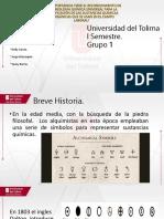 Historia de Gerograficos
