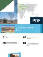 Casos de Linea Base Mineria