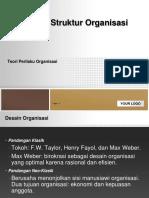 struktu organisasi