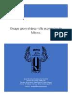 Ensayo sobre la importancia de la inflación en México y el comercio exterior