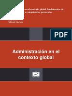 Administracion en El Contexto Global