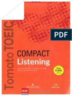 Compact Listening TOEIC