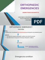 Orthopaedic Emergencies Andre