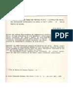 SOUZA, Jorge Manoel Costa. a Ascensão Do Tuxaua Nas Práticas Política e Econômica Entre Os Makuxi. 1990