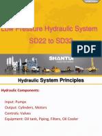 Sistem Low Pressure System - SD22