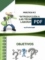 Introducción a Las Tecnicas de Laboratorio