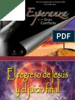08 Regreso de Jesus y El Juicio