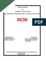 Final Ricoh Project