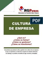 01 Estructura y Cultura Organizacional