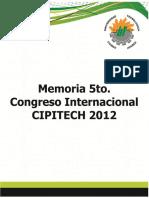 Mexico_memoria Cipitech 2012 1