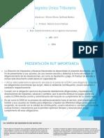 PRESENTACIÓN RUT TRABAJO REALIZADO.pptx