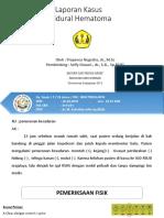 Laporan Kasus Epidural Hematoma.pptx