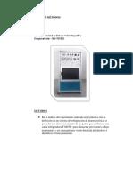 Materiales y Métodos Refrigeraciom