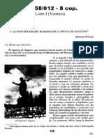 05058012 FONTÁN - La Historiografía Romana en La Época de Augusto