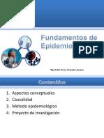 1. Fundamentos de Epidemiología