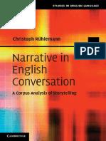 english conversation new conversation Corpus Analysis of Storytelling ( PDFDrive.com )
