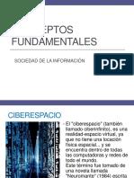 1 Ciberespacio, Cibercultura y Cibersociedad