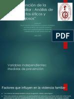 Fichas Prevención de La Violencia Familiar Desde El Aspecto Moral y Espiritual