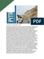 Importancia de La Geotecnia Vial 11